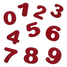 Resultado de imagem para imagem de números