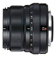 <b>Объектив Fujifilm XF 23mm</b> f/2 R WR — купить по выгодной цене ...