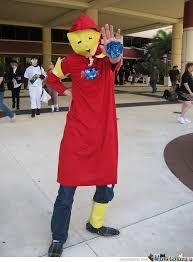 Greatest Iron Man Cosplay Ever by agathor - Meme Center via Relatably.com