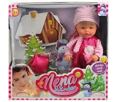 Купить <b>Dimian Кукла Nena</b> зимний набор 36 см в каталоге с ...