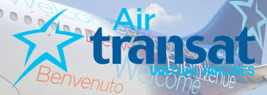 Risultati immagini per logo air transat