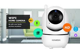 INQMEGA <b>HD 1080P</b> Cloud Wireless <b>IP Camera</b> Intelligent Auto ...