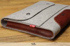 Tablet <b>case</b>, felt, <b>leather</b>, iPad Air 2, <b>Samsung Galaxy Galaxy</b> Tab 4 ...