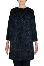 <b>Basler</b> Faux Astrakhan Fur Coat | из кожи и меха в 2019 г. | Пальто ...
