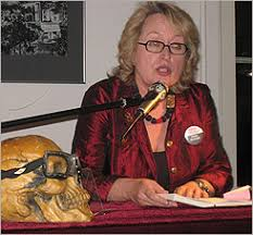 Ulrike Rudolph - writer of german and english novels and stories - lesung2011