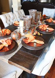 falls dining table drop  images about holiday dining decor inspired entertaining on pinterest