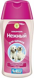 <b>Шампунь для щенков</b> «Нежный», зоошампунь для собак и ...