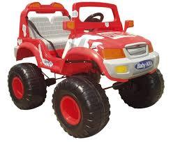 <b>Электромобиль CHIEN TI</b> СT-885(4x4), красный — купить в ...