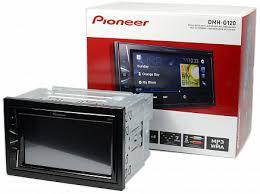 Купить 2DIN USB-магнитола <b>Pioneer DMH</b>-<b>G120</b> в Самаре ...
