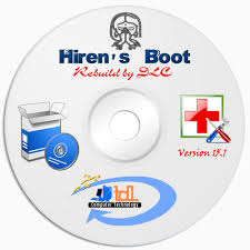 Memperbaiki Harddisk Bad Sector Dengan Hiren Boot CD
