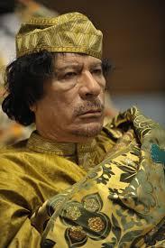Resultado de imagem para Muammar Gaddafi