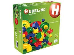 Hubelino Marble Run -<b>55</b>-Piece Run Elements Expansion <b>Set</b>