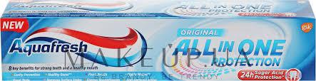<b>Зубная паста</b> - Aquafresh <b>All</b> In <b>One Protection</b> Original: купить по ...