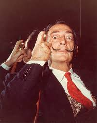 historical figures unusual work habits lists list 8 historical figures unusual work habits salvador dali holds his cane