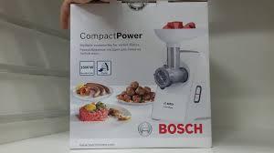 <b>мясорубка Bosch MFW3520W</b> - YouTube