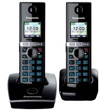 <b>Радиотелефон Panasonic KX-TG8052</b> RUB — купить в интернет ...