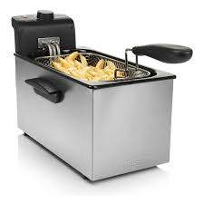 <b>Deep</b> fat <b>Fryer Tristar</b> FR6946 3 L <b>2000W</b> Stainless steel|Electric ...
