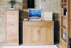 abdabs furniture hidden home office mobel oak chadwick satin lacquered oak hidden home