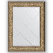 <b>Зеркало в багетной</b> раме Evoform состаренное серебро 82x164 см