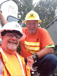 from the hip pat mclaughlin king county solid waste division pat and a wtd truck driver