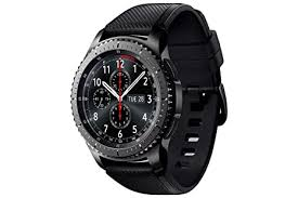 SAMSUNG Gear <b>S3</b> Frontier Smartwatch: Amazon.in: Computers ...