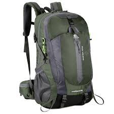 <b>New Outdoor</b> Sports <b>Backpack</b> 50L <b>Mountaineering Bag</b> Travel ...