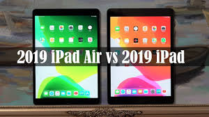 <b>iPad Air</b> 10.5 vs <b>iPad</b> 10.2 - Full Comparison (2019 Models) - YouTube