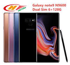 <b>Samsung Galaxy Note9</b> N9600 Dual sim <b>128GB</b> ROM 6GB RAM ...