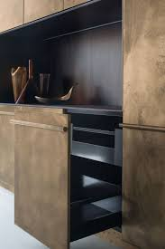 kitchen island integrated handles arthena varenna: download the catalogue and request prices of lingotto burnished brass by xera by arex kitchen with island