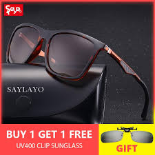 <b>Saylayo</b> 2019 New Vintage <b>Fashion Polarized Sunglasses</b> Women ...