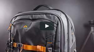 <b>Lowepro Whistler RL 400</b> AW II Product Walkthrough with Designer ...