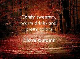 Fall Cute Quotes. QuotesGram via Relatably.com