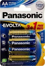 Купить <b>AA Батарейка PANASONIC</b> Evolta LR6 в интернет ...