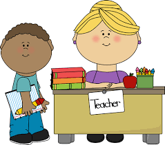 Image result for cute kids clipart teacher