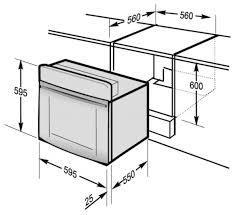<b>Электрический духовой шкаф Hansa</b> BOEI68434 — купить по ...