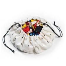<b>Mini storage bags</b> for kid's toys at reasonable prices here! Play&Go
