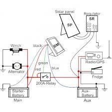 dual battery wiring diagram 4x4 nilza net on simple boat wiring diagram