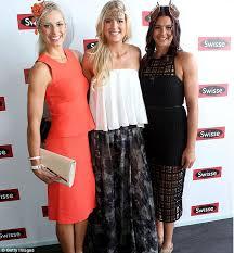 Australian netballers  from left to right  Laura Geitz   Caitlin Bassett  and Sharni acaciatravel com au