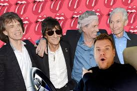 the rolling stones turn down offer to join james corden on the rolling stones turn down offer to join james corden on carpool karaoke