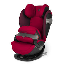 <b>Автокресло Cybex Pallas S-Fix</b> Ferrari Racing Red красный ...