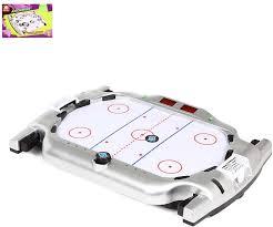 <b>Настольная игра S</b>+<b>S Toys</b> Аэрохоккей, на батарейках, <b>SS</b> ...