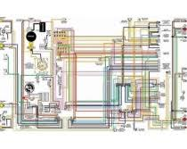 search term all parts eckler s automotive parts ford ranchero torino color laminated wiring diagram 1970 1973