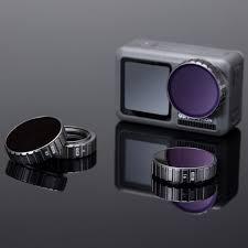 Набор оптических <b>фильтров</b> DJI Osmo Action ND <b>Filter Kit</b> (Part 10)