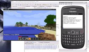 blackberry minecraft chat client com it