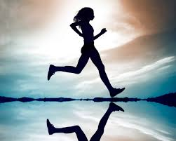 Girl Running Wallpaper Images