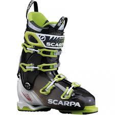 <b>Ботинки горнолыжные Scarpa Freedom</b>
