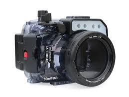 Sony DSC-RX100 Series 60m/195ft <b>SeaFrogs</b> Underwater <b>Camera</b> ...