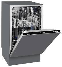<b>Встраиваемая посудомоечная машина MONSHER</b> MD 451 ...