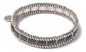 Купить <b>браслет</b> с серыми полосками jeff <b>Philippe Audibert</b> в ...