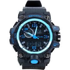 Mambo <b>Men's</b> Digital <b>Sport Watch</b> - Black | <b>BIG</b> W